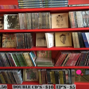 Fat CD wall