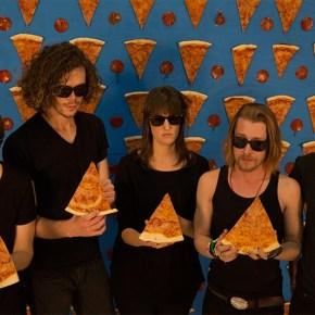 Pizza Underground talks to TUBE.