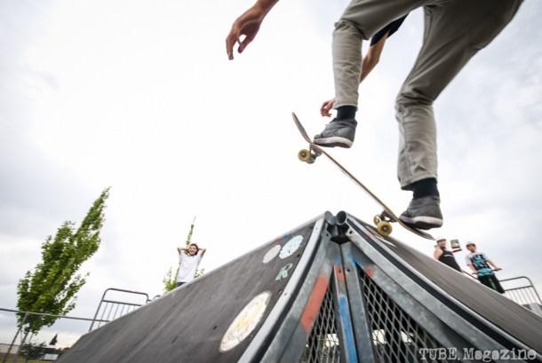 Skateboarder.  Photo Melissa Uroff.