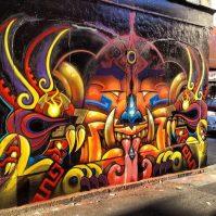 A Mural by Jesse Hernandez