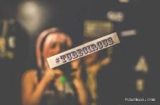 Hashtag TUBEcircus. Photo Sarah Elliott.
