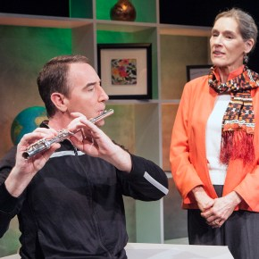 """Cap Stage Concludes Season with """"Uncanny Valley"""""""