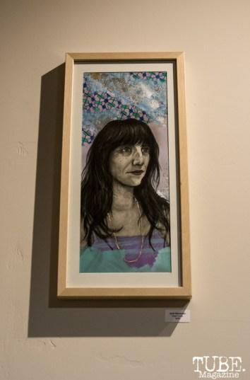 """Jyoti Alexander"" by Gioia Fonda. Photo: Sarah Elliott."