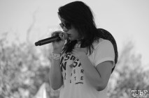 K. Flay at TBD, Sacramento CA.September 20,2015. Photo Anouk Nexus