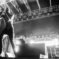 Death Grips, TBD Fest, Sacramento, Ca 2015 Photo Melissa Uroff