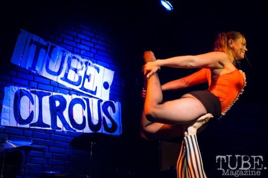 The Handstand Nation. TUBE. Circus, Blue Lamp, Sacramento, May 2016. Photo Melissa Uroff