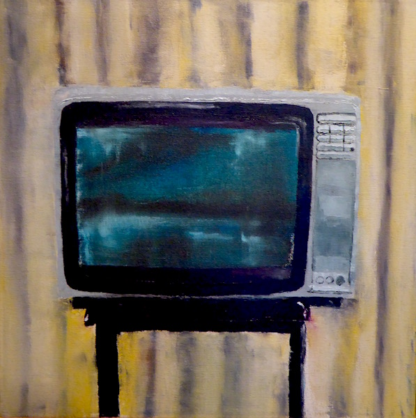 TV (2) by Christie Noh