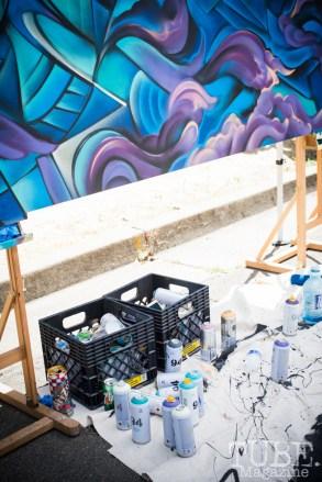 Crocker Block by Block Party in District 5, July 9, Sacramento CA. Photo Melissa Uroff