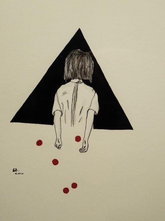 Art by Sarah Marie Hawkins