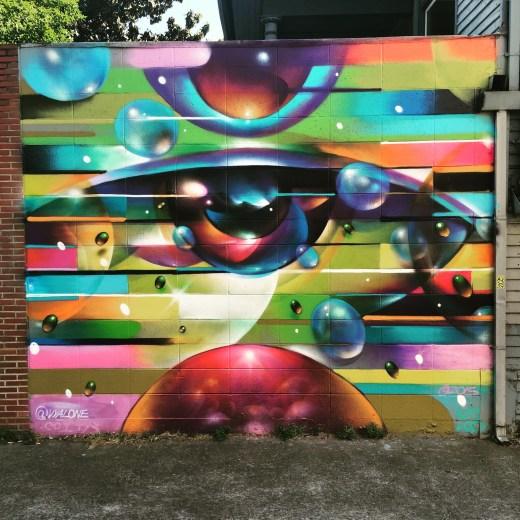 Vyalone mural at 918 24th Street