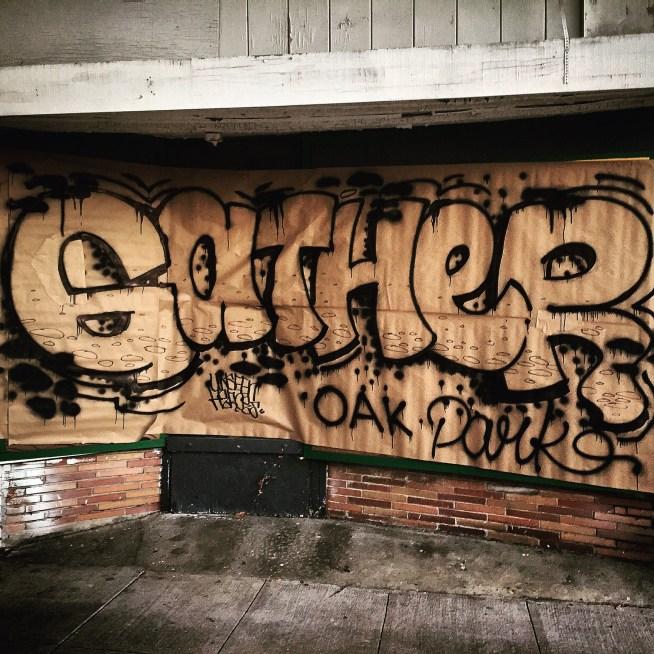 Gather, Oak Park, Artist Unknown, Sacramento, CA
