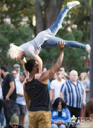 Concert in the Park, Sacramento CA 2017 Photo Dan Tyree