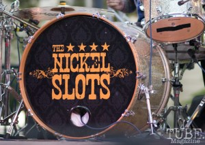 The Nickel Slots. Concert in the Park, Sacramento CA 2017 Photo Dan Tyree