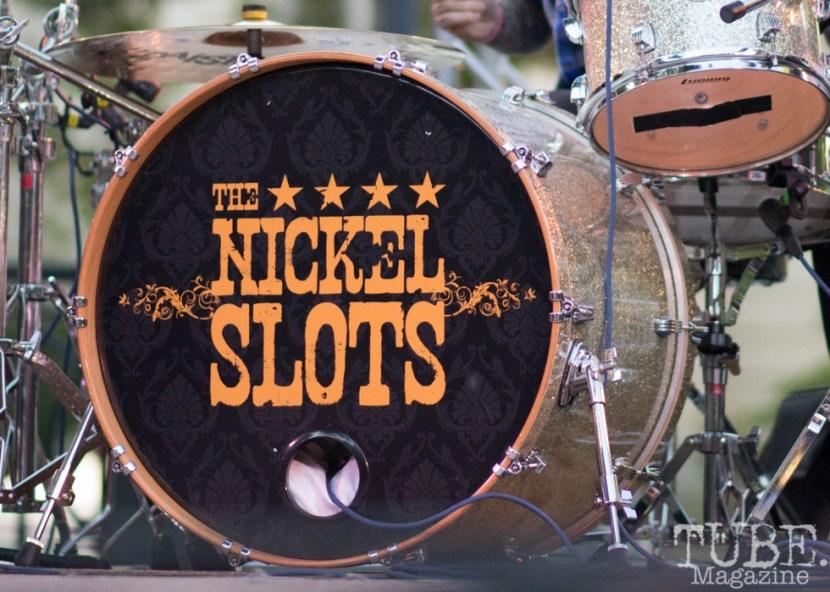 The Nickel Slots. Concert in the Park, Sacramento CA 2017 Photo Dan Tyree