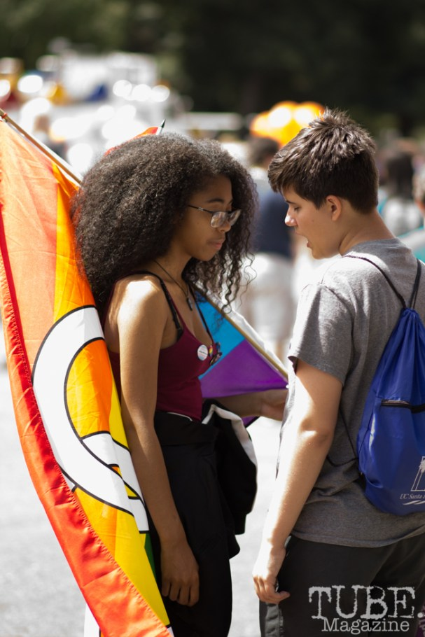 Sacramento Pride Festival, Sacramento, CA. June 2017. Photo: Dan Tyree