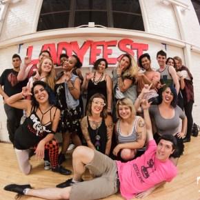 Sac LadyFest 2017.