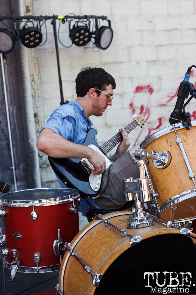 Doofy Doo (Drew Walker) performing at The Red Museum for Red Ex Volume 1 in Sacramento, CA (8-26-2017). Photo Cam Evans