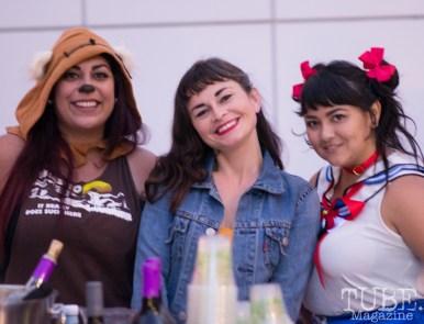 Alexis Wilson's Squad, Art Mix Crocker-Con, Crocker Art Museum, Sacramento, CA, September 14, 2017, Photo by Dan Tyree