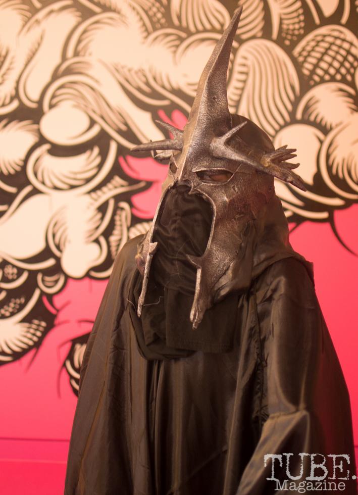 The Witch of Agmar, Art Mix Crocker-Con, Crocker Art Museum, Sacramento, CA, September 14, 2017, Photo by Dan Tyree