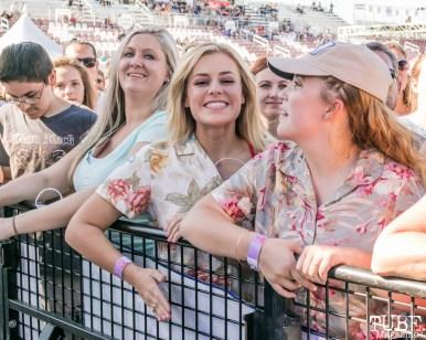 Audience Members, City of Trees, Papa Murphy's Park, Sacramento, CA. September 24th, 2017. Photo Mickey Morrow