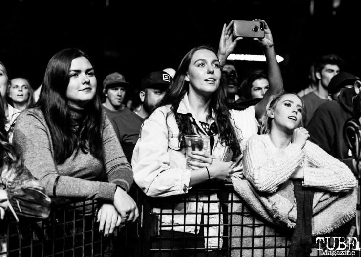 Crowd for Electric Christmas, Golden 1 Center, Sacramento, CA December 7, 2017 Photo by Mickey Morrow