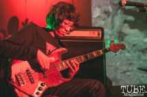 Wadamori Yu of Green Milk From The Planet Orange performing at The Red Museum in Sacramento, CA (1/27/2018). Photo Cam Evans