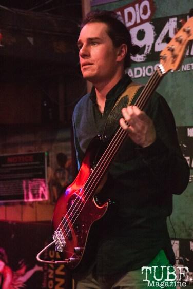 Scott Dunbar of Write Or Die performing at Powerhouse Pub in Folsom, CA (1/17/2018). Photo Cam Evans