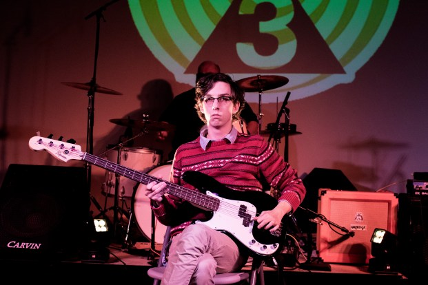 Spacemen 3, Halloween Show. Verge Center for the Arts. Sacramento CA. March 27, 2017. Photo Mickey Morrow