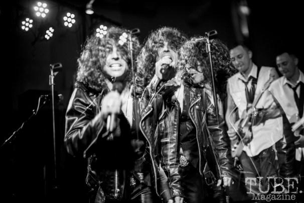 INXS, Halloween Show, Verge Center for the Arts, Sacramento CA, March 24, 2018. Photo Melissa Uroff