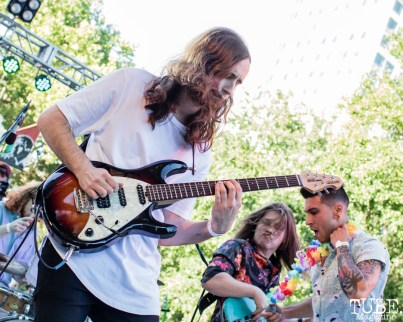 Our People, Concerts in the Park, Cesar Chavez Park, Sacramento, CA. June 15th, 2018. Photo Mickey Morrow