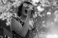 The Gold Souls, Concerts in the Park, Cesar Chavez Park, Sacramento, CA. July 13th, 2018. Photo Anouk Nexus
