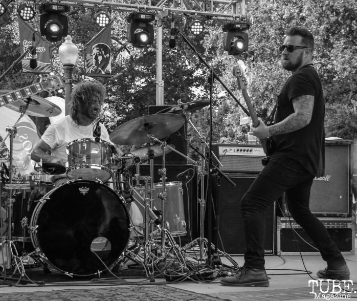 Black Map, Concerts in the Park, Cesar Chavez Park, Sacramento, CA, July 20th, 2018, Photo by Anouk Nexus