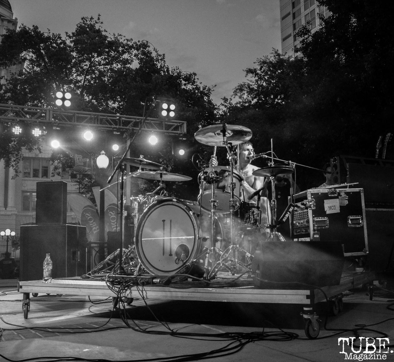 Middle Class Rut, Concerts in the Park, Cesar Chavez Park, Sacramento, CA, July 20th, 2018, Photo by Anouk Nexus