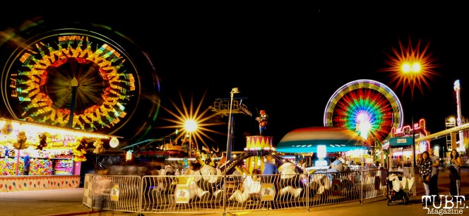 The Midway, California State Fair, Cal Expo, Sacramento, CA, July 13, 2018 Photo by Daniel Tyree