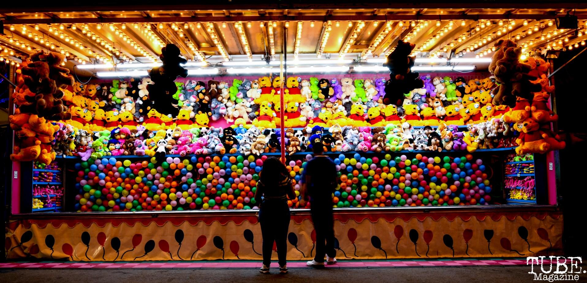 Darts, California State Fair, Cal Expo, Sacramento, CA, July 13, 2018 Photo by Daniel Tyree