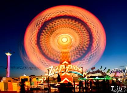 Turbo Zipper, California State Fair, Cal Expo, Sacramento, CA, July 13, 2018 Photo by Daniel Tyree