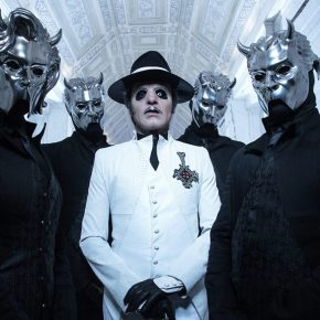 I Love This Band!: Ghost