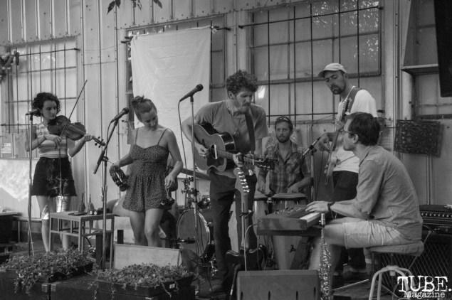 Deep Pools, Daydream Festival, Latino Center of Art and Culture, Sacramento, CA. August 5, 2018. Photo Benz Doctolero
