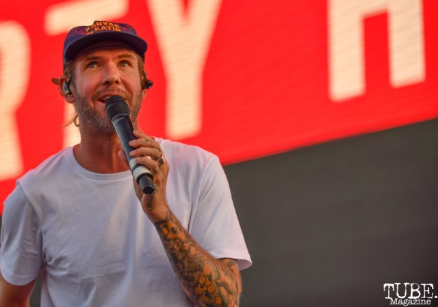 Jared Watson of Dirty Heads, City of Trees, Papa Murphy's Park, Sacramento, CA, September 22, 2018, Photo by Daniel Tyree