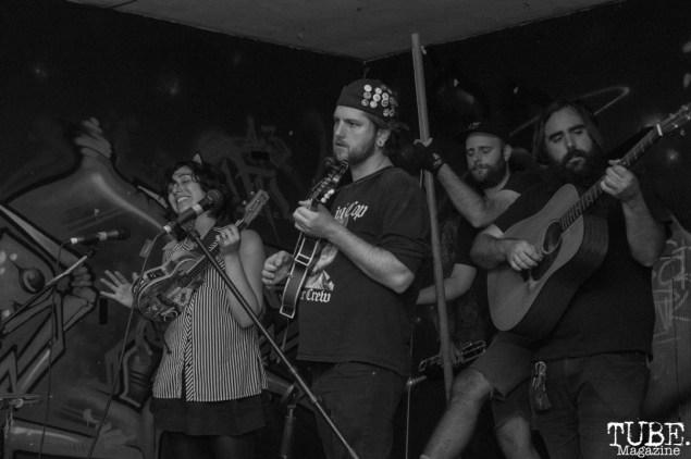 Dandelion Massacre, G.O.A.T. Fest, The Colony, Sacramento, CA. October 5, 2018. Photo Benz Doctolero