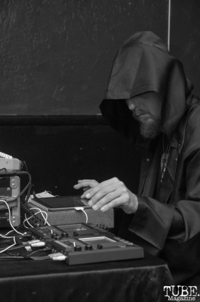 NoisePsalm, Norcal Noisefest, Cafe Colonial, Sacramento, CA. October 7, 2018. Photo Benz Doctolero