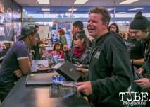 Sacramento is Burning Release Party, Phono Select Records, Sacramento CA. Photo Daniel James.