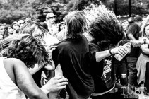 Concerts in the Park, Sacramento CA. Photography Mickey Morrow.