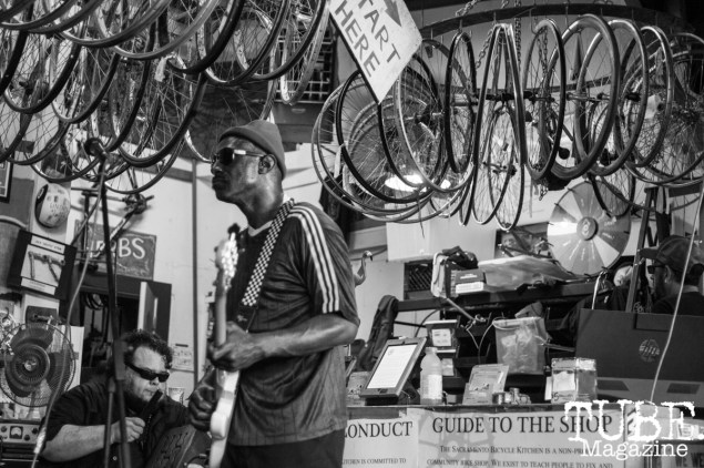 Black Yacht Club, Sacramento Bicycle Kitchen, Sacramento, CA. May 11, 2019. Photo Benz