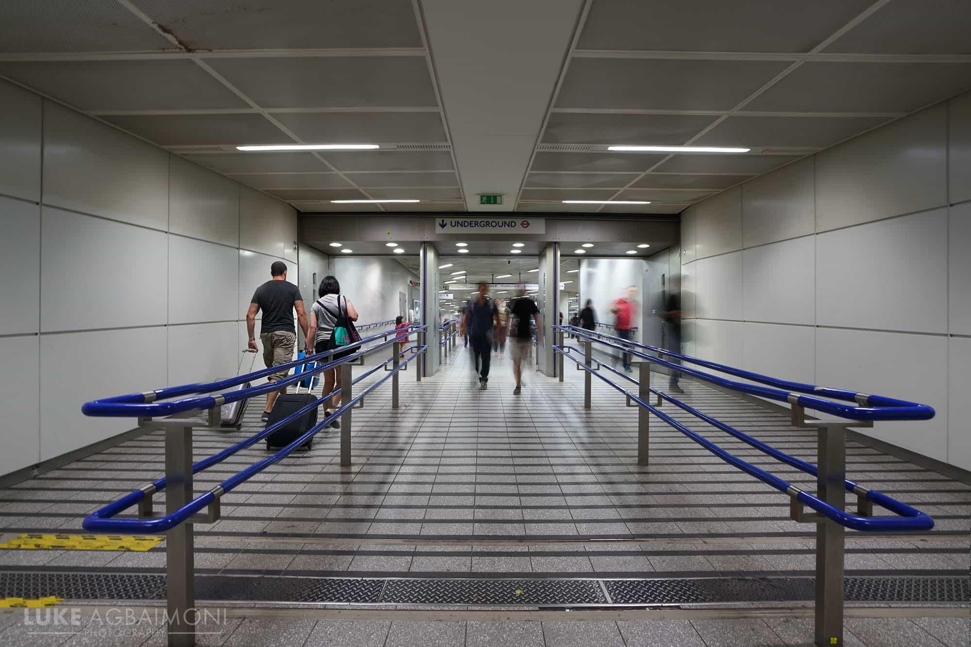London Underground Tube Station Maps colour k