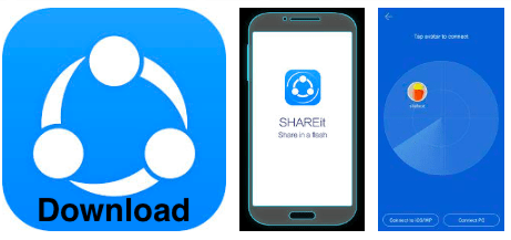 SHAREit for PC, Android, iPhone & APK Download