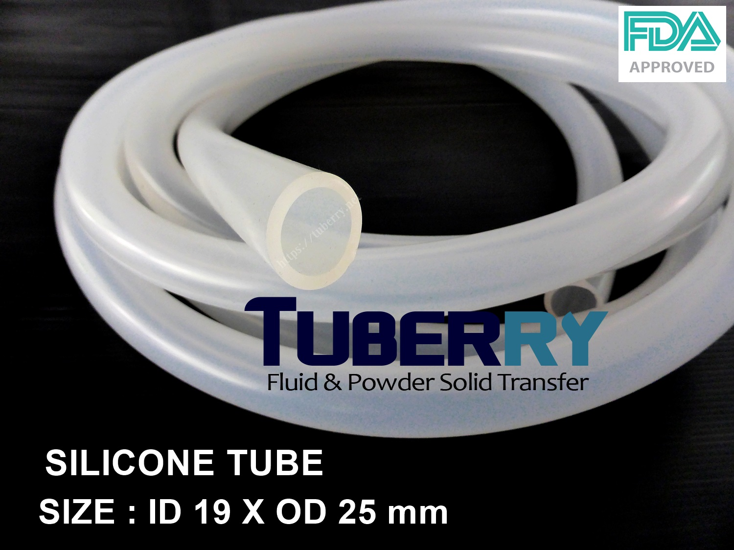 Silicone Food Grade Tubing Tuberry