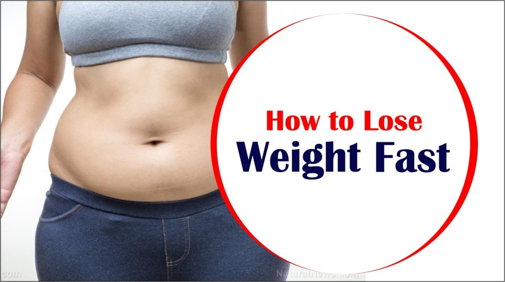 How to Lose weight Fast-tubertip.com