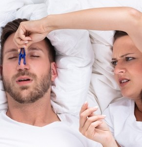 How to Deal with Snoring problem, Know 8 Home Remedies