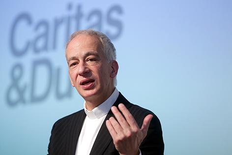 Caritaspräsident Michael Landau